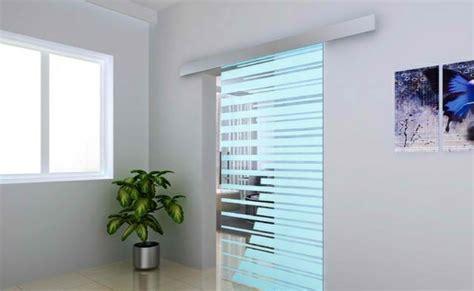 innentueren aus glas moderne aesthetische glastueren