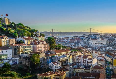 Best Western Lisbona Lisbon Portugal European Cities To Visit In Your 30s