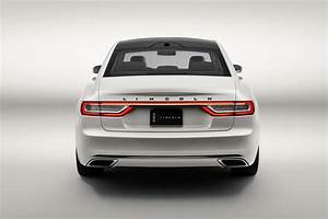 New, 2017 Lincoln Continental Takes Top Spot in Lincoln's ...