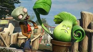 Plants Vs Zombies  Garden Warfare Added To Ea Access
