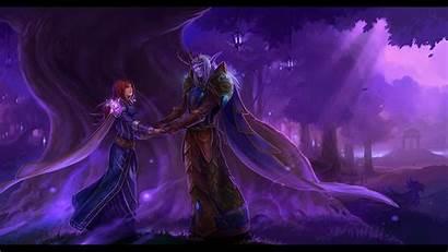 4k Wow Warcraft Wallpapers Backgrounds Wallpaperaccess