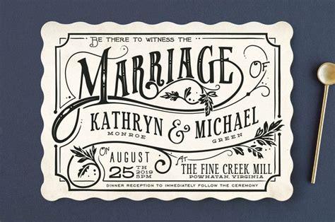 inked  images funny wedding invitations wedding