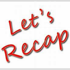 Recap 2016  The Back Story News