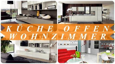offene küche wohnzimmer ideen ideen f 252 r offene k 252 che esszimmer wohnzimmer