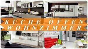 Offene Küche Esszimmer Wohnzimmer : ideen f r offene k che esszimmer wohnzimmer youtube ~ Orissabook.com Haus und Dekorationen