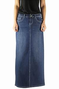 Cheap Long Jean Skirts   Fashion Skirts