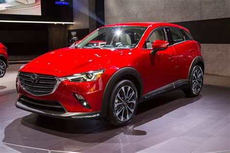 2019 Mazda Cx3 Revealed In New York With Subtle