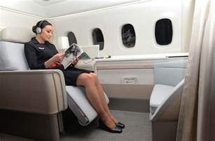 Air France unveils luxury first-class seat | LUXUO