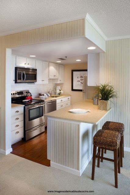 amoblamientos de cocina pequenas bonitas casa cocinas