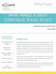 perfect corporate travel policy template inspiration With company travel policy template