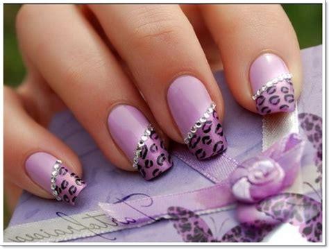 purple nail designs 20 cool purple nail designs