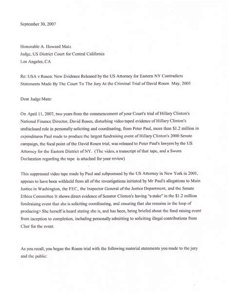 character letter to judge exle business letter exle 2 formal business letter exle 9145