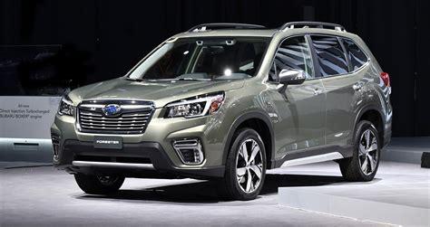 Subaru Forester 2019  Rộng Rãi, An Toàn Và Nhiều Tính Năng