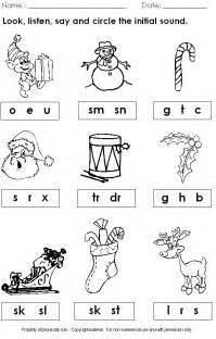 HD wallpapers free kindergarten christmas worksheets