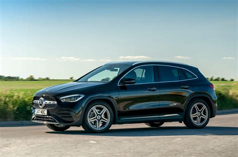 11,5 l/100 luxury made by amg. Mercedes-Benz GLA 220d 2020 UK review | Autocar