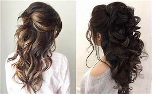 20 Half Up Half Down Wedding Hairstyles Anyone Would Love ChicWedd