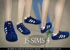 JS SIMS 4 Adidas Running Shoes JS SIMS Sims 4