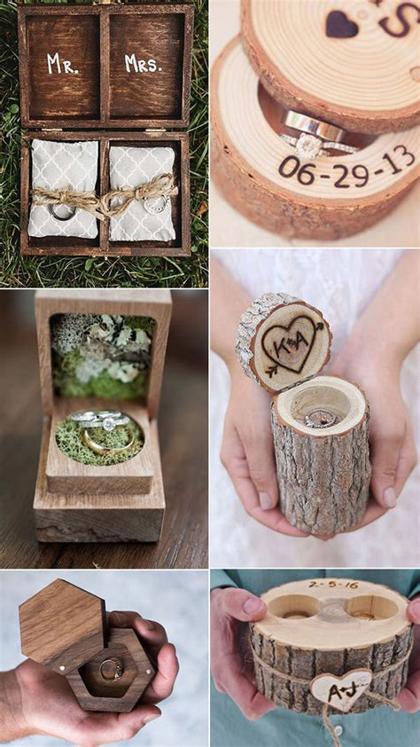 awesome rustic wedding  wooden vibe elements home