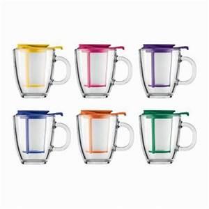 Mug Infuseur Thé : set mug bodum ak11239 xyb y15 yo yo set infuseur individuel l acheter sur ~ Teatrodelosmanantiales.com Idées de Décoration