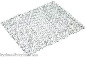 kitchen craft non slip cushioned sink mat draining board protector 35 x 28cm