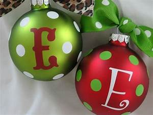 for the love of letters 20 monogram projects somewhat With big letter ornaments