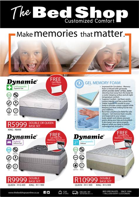 Bed Shops by Bed Base And Mattress Set At Affordable Prices Specials