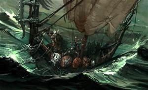 Download Waves Vikings Wallpaper 1600x974   Wallpoper #306211