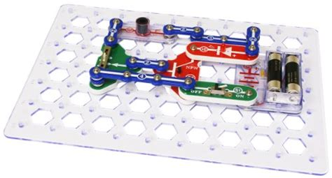 Snap Circuits Electronics Discovery Kit Stem