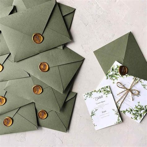 Diy Wedding Invitations Uk