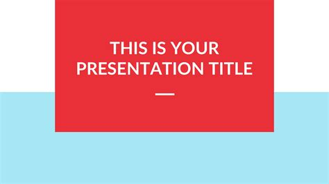 playful   template powerpoint keynote