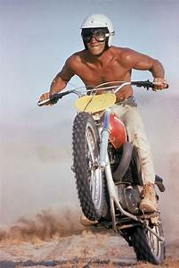 Steve McQueen's Husqvarna 400CR Motorcycle Up for Auction ...