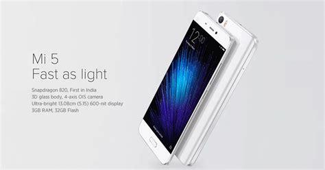 Xiaomi Mi5 Price and Features - Mi India