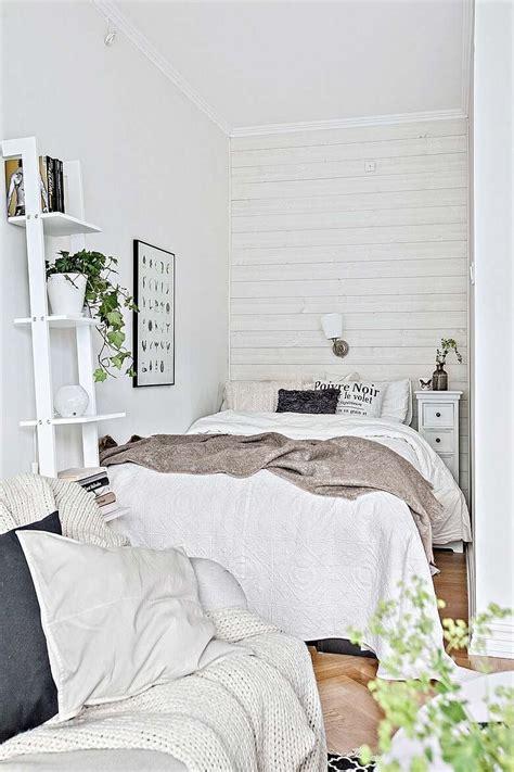 70 Desain Kamar Tidur Sempit Minimalis Sederhana