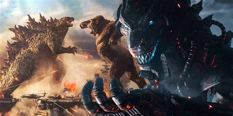 King of the monsters (2019), it is the fourth film in legendary's monsterverse. Godzilla Vs Kong Toys 2021 Mechagodzilla - Godzilla vs ...