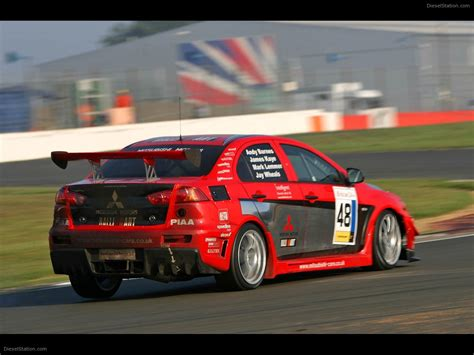 Mitsubishi Evo X Race Car Debut Exotic Car Pictures 06 Of