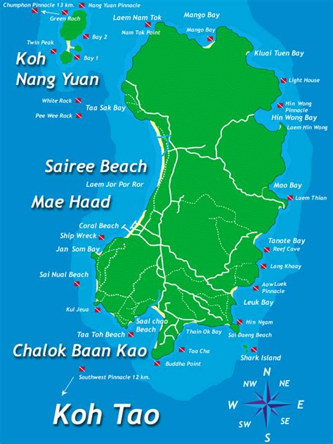 Taxi Boat Prices Koh Tao by Koh Tao Bestplacesinthailand