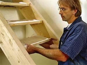 Treppenstufen An Der Wand Befestigen : treppenstufen holz befestigen ~ Michelbontemps.com Haus und Dekorationen