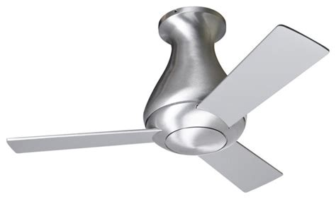 Altus Ceiling Fan Hugger by 36 Quot Modern Fan Altus Hugger Remote Aluminum Ceiling Fan
