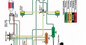 Engine Brake Diagram Chart