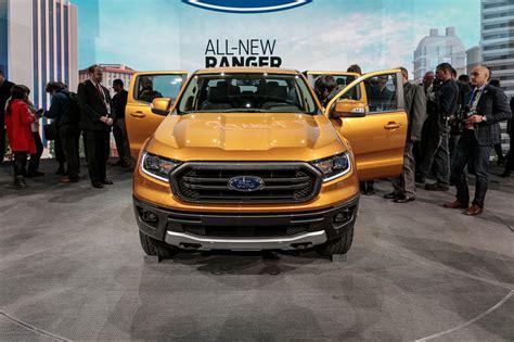 ford ranger  offer blind spot monitoring