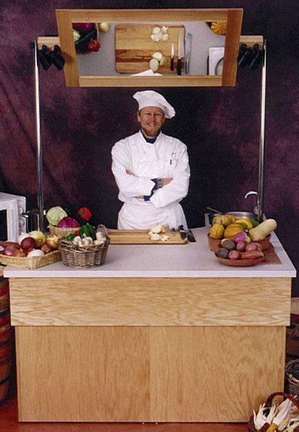 Cooks Kitchen Portable Instructional Kitchen