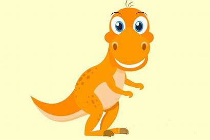 Dinosaur Clipart Prehistoric Character Microsoft Vector