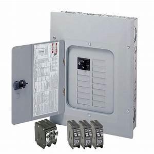 Cutler Hammer Circuit Breaker Panel Load Center Cat