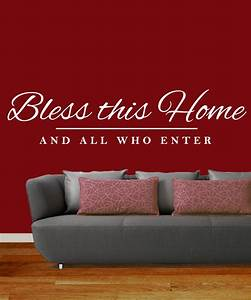 wall quotes loads of designs colours to choose from With bless home furniture outlet