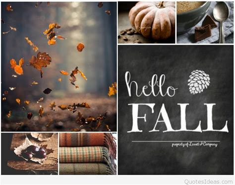 Fall Backgrounds Sayings by Cards Autumn Fall Sayings