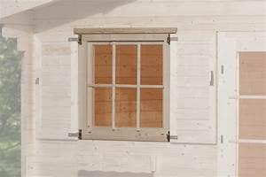Fenster Einfachverglasung Gartenhaus : einbaufenster weka zusatz einzelfenster gro f r 45 mm ~ Articles-book.com Haus und Dekorationen