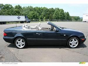 Mercedes Clk 320 Cabriolet : 1999 black opal metallic mercedes benz clk 320 convertible 12715777 photo 4 ~ Melissatoandfro.com Idées de Décoration