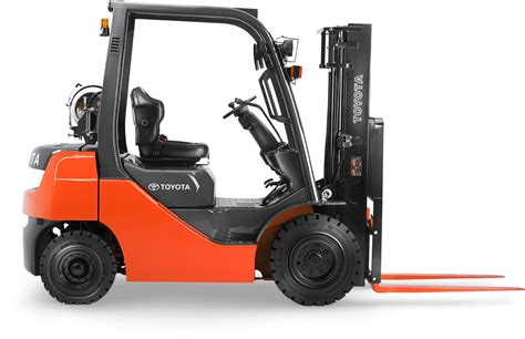 core ic pneumatic forklift combustion engine outdoor