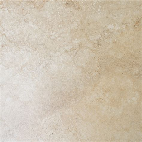 7 Salerno Textured Matt Cream Floor Tiles  Victorian
