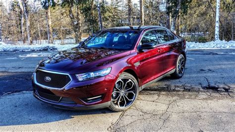 ford taurus sho review youtube